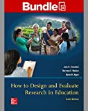 img - for GEN COMBO LL HOW TO DESIGN & EVALUATE RESEARCH IN EDUCATION; CONNECT AC book / textbook / text book