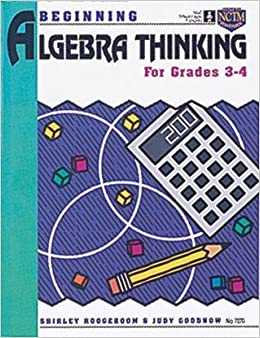 Beginning Algebra Thinking, Grades 3 To 4 Downloads Torrent