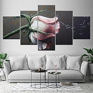 Design PT HD Printed Pictures Dekoration Moderne Wohnzimmer Wand 5 ...