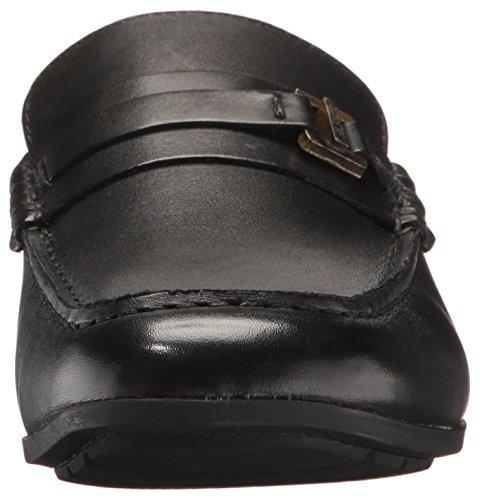 Zapato Tommy Hilfiger Para Hombre Wiltons, Negro, 10 Medios Estadounidenses