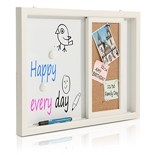Mounted Message Erasable Magnetic Whiteboard