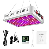 New Upgrade 1000W LED Grow Light, Dual Switch