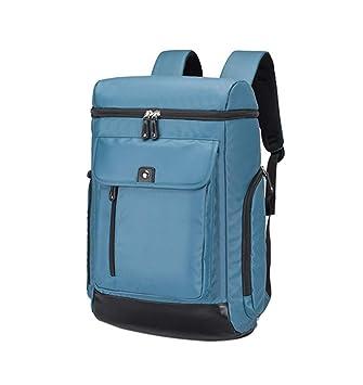Xiuy Grandes Cuadrada Mochilas Multibolsillos Laptop Backpack Outdoor Viajes Bolsas Fashion Mochilas Tipo Casual Clasicas Mochilas Escolares para Hombres: ...