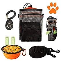COM4SPORT 犬 ウエストポーチ 犬 トレーニングポーチ ペット...
