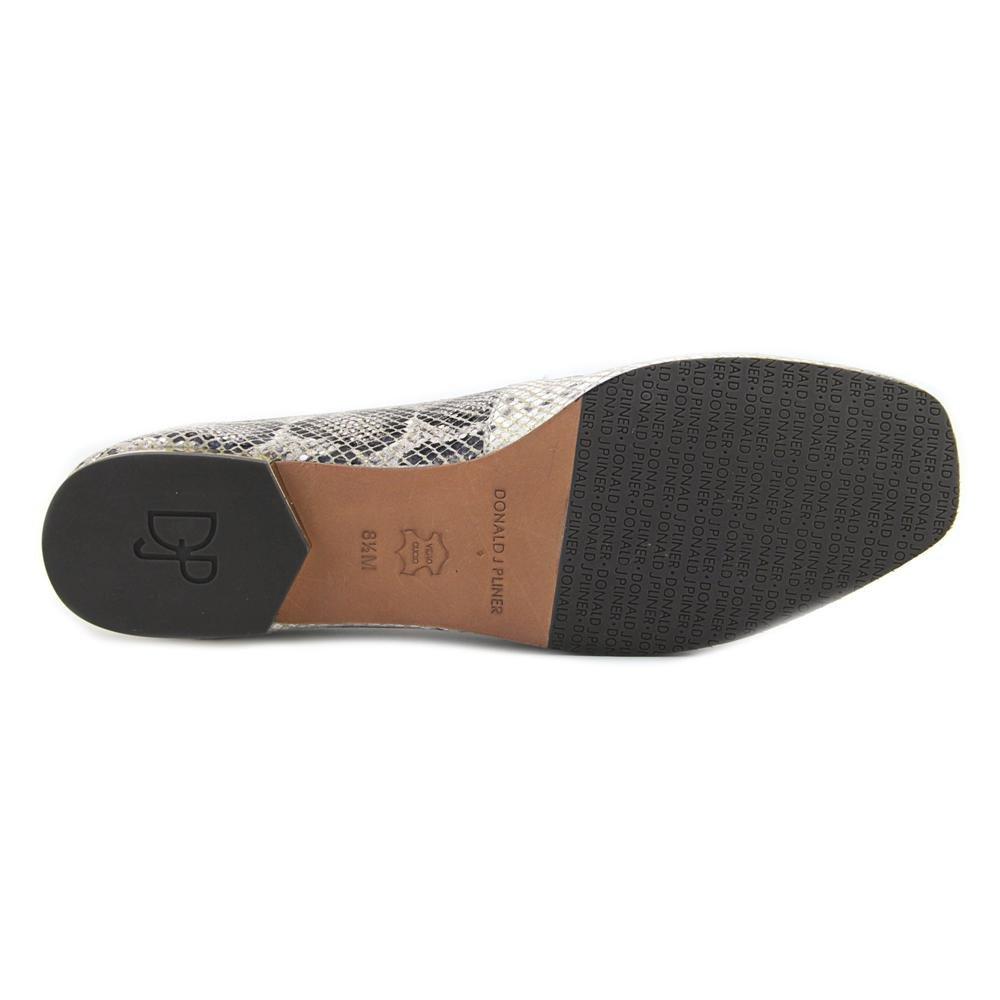 Donald J Pliner Womens Hazel Closed Toe Loafers