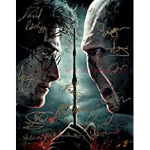 Harry Potter and the Deathly Hallows – Part 2 Autographed 11x14 Poster Photo