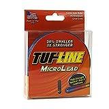 Tuf Line Microlead 200 yd Fishing Line, Metered, 18 lb
