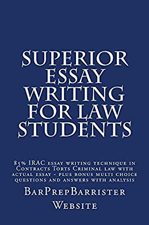 amazon com superior essay writing for law students law school  kindle price 9 99