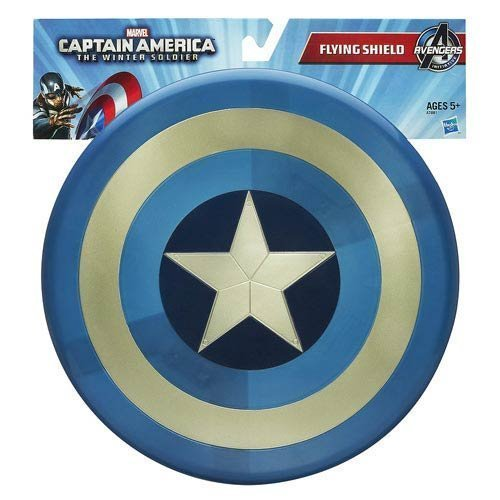 Captain America Flying Shield