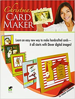 christmas card maker dover origami papercraft dover 0800759991433 amazoncom books - Christmas Photo Card Maker