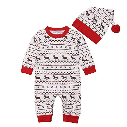 LNGRY Baby Outfits,Toddler Infant Kid Girls Boys Christmas