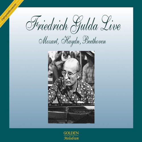 Friedrich Gulda Live by Melodram
