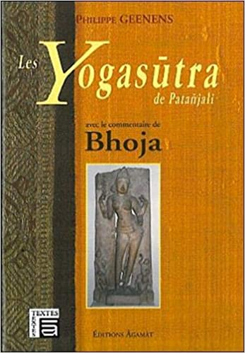 Yoga sutra de patanjali - commentaire bhoja (Textes): Amazon ...
