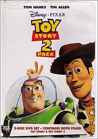 Toy Story & Toy Story 2 / Animated Reino Unido DVD: Amazon.es ...