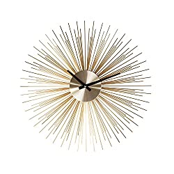 Stilnovo G133719GOLD Urchin Clock - Gold,