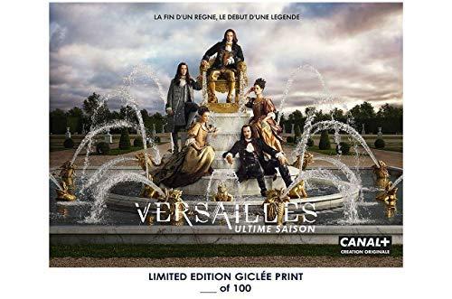 Lost Posters Rare Poster French Versailles Final Season 2018 Reprint #