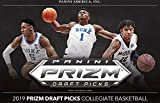 2019/20 Panini Prizm Draft Picks Basketball BLASTER box