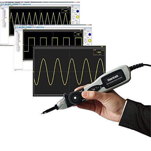 Hantek PSO2020 USB Pen Storage Oscilloscope, 20MHz,96MSa/s, Powered by USB Interface, Plug and Play