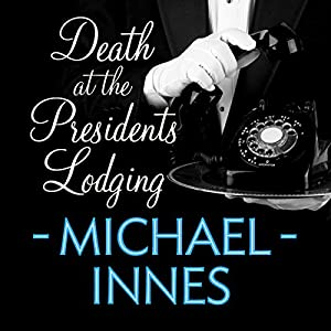 Death at the President's Lodging Audiobook