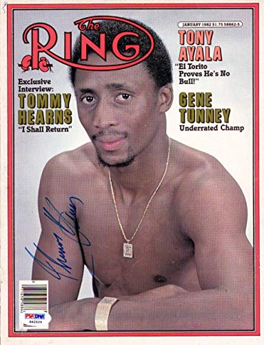 Ring Boxing Magazine - Thomas