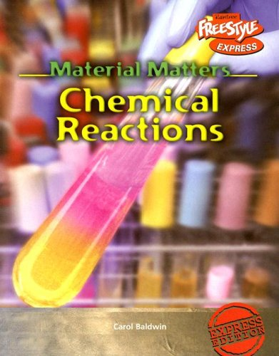 Chemical Reactions (Material Matters) by Brand: Raintree