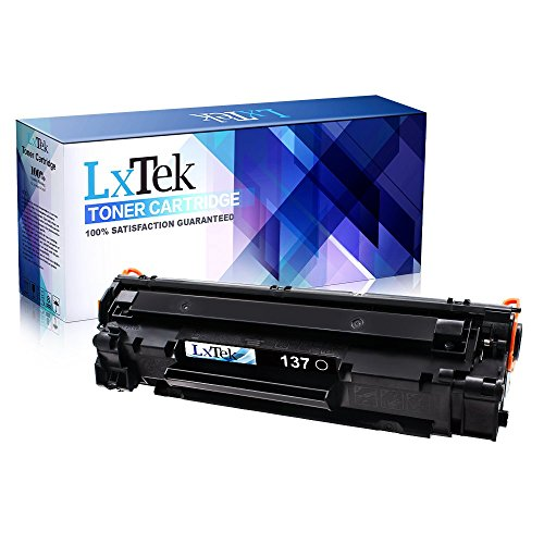 LxTeK Compatible Toner Cartridge Replacement for Canon 137 1379435B001AA to use with ImageClass MF236n MF247dw D570 MF227DW MF229DW LBP151dw MF217W MF216N MF249dw MF232w Printer (Black, 1-Pack)