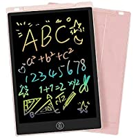 Derabika LCD Writing Tablet, 11 inch Colorful Doodle Board Drawing Tablet Electronic...
