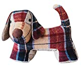 McCaw Allan Tweed Dog Shaped Door Stopper