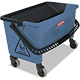 Rubbermaid Commercial FGQ93000BLUE Finish Bucket, Blue