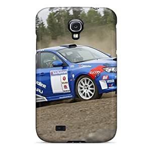 Anti-scratch And Shatterproof Bowman Rally Sti Phone Case For Galaxy S4/ High Quality Tpu Case
