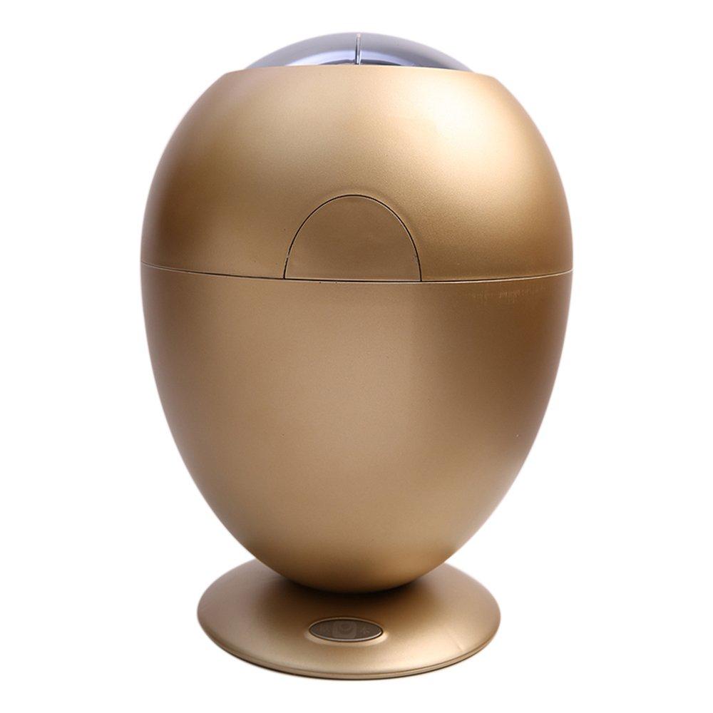 amazon CL Charge automatique Poubelle Capteur Automatique Bin Poubelle Poubelle Cuisine Salon Intérieur Rond Sans Contact SY (Couleur : 1) pas cher prix