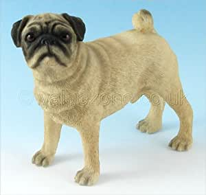 Jack Russell Figurine de chien Carlin