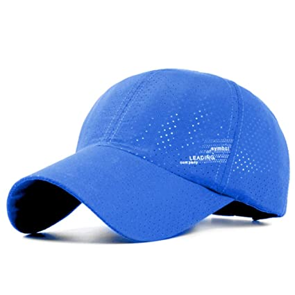 38c14ac888c Amazon.com  CPeognos Uv Protection Outdoor Sports Long Brim Baseball ...