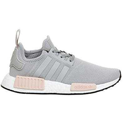 Amazon.com | Adidas NMD R1 Womens Offspring By3058 Clear Onix Light Pink sz  7.5 w us | Shoes