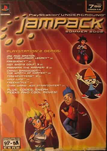 Amazon.com: Jampack Summer 2002 - PlayStation 2: Video Games