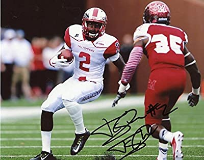 Taywan Taylor Western Kentucky Hilltoppers Signed Autographed 8x10 Photo W/coa