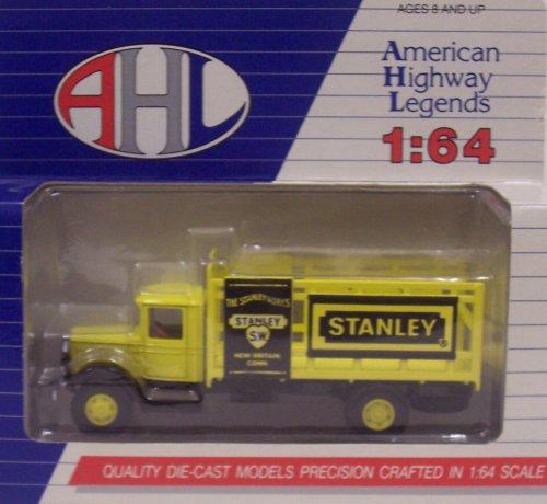 Hartoy 01022 Stanley Stake Body Truck 1/64