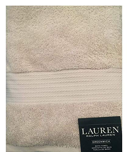 Lauren Ralph Lauren Greenwich Bath Towel Wind Chime (Beige)