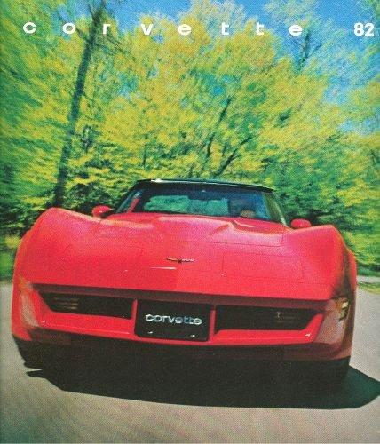 Download 1982 CHEVY CORVETTE BEAUTIFUL ORIGINAL DEALERSHIP SALES BROCHURE - ADVERTISMENT Includes Stingray, Convertible, Fastback Sport Coupe Models. VETTE 82 pdf epub