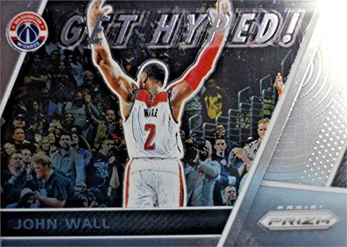 newest 16d3a 11242 John Wall basketball card (Washington Wizards, All Star ...