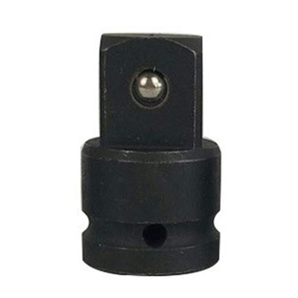 lā Vestmon Impact Adapter und Reducer Kit - Edelstahl Socket Extension Kit 1/2 Zoll to 3/4 Zoll Adapter