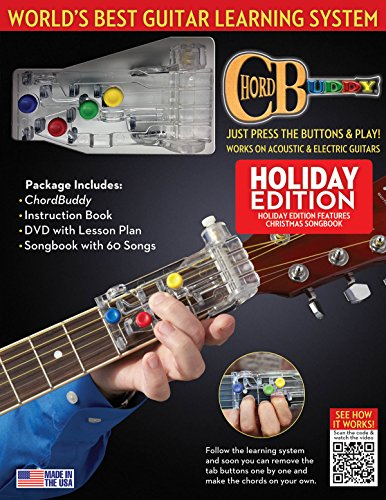 Chord Buddy 146971 Guitar Tools - Ez Guitar Chords
