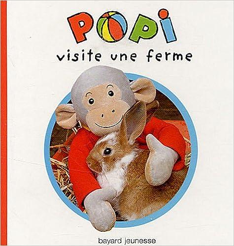 Livre gratuits en ligne Popi visite une ferme pdf ebook