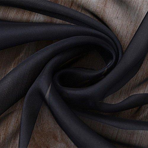 Amazon.com: STPKshop Cor sólida Janela Cortinas Para sala de estar Quarto Cortinas Cortina Da Janela Home Decor Cores Diferentes Availabel P31: Home & ...
