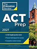 Princeton Review ACT Prep, 2021: 6 Practice Tests