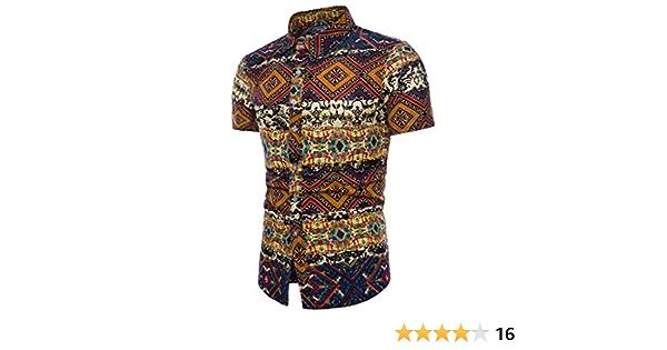Camisas Hombre Flores 2020 Moda SHOBDW Playa de Verano ...
