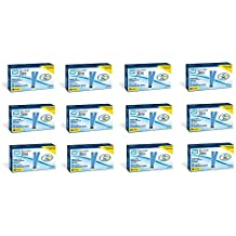 600 Precision Xtra Blood Glucose Test Strips (50/box, 12 boxes/case)
