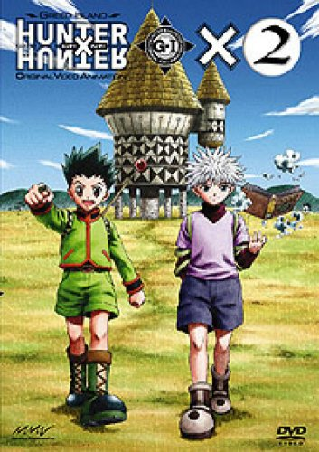 OVA HUNTER×HUNTER GREED ISLAND×2