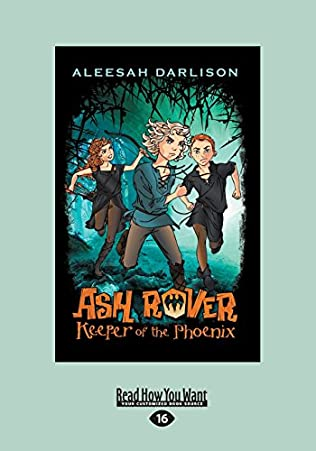 book cover of Ash Rover