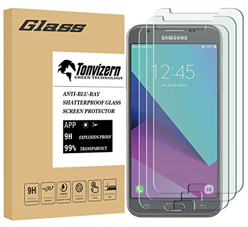 Tempered Glass For Samsung Galaxy J3 Pro (Clear) - 5